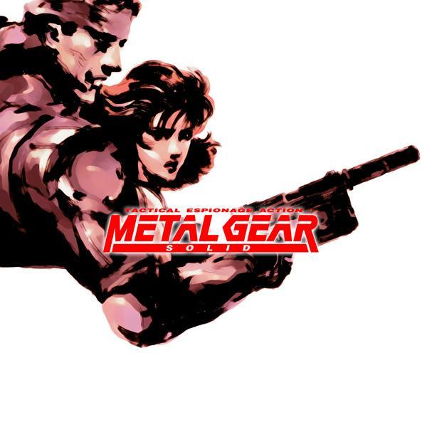 Metal Gear Solid caratula