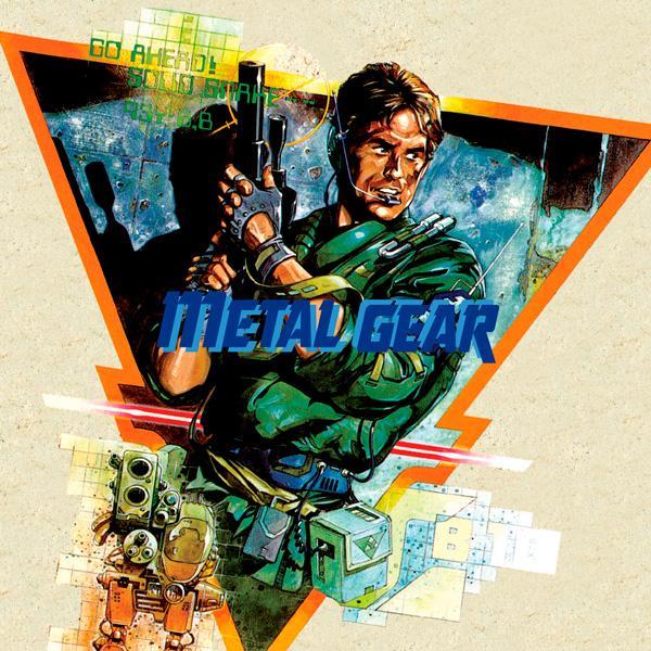 Metal Gear caratula