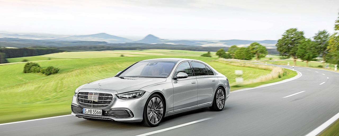Mercedes-Benz S-Klasse, 2020,