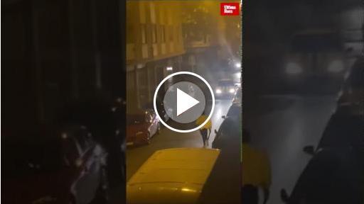 La policía investiga una pelea entre dos hombre armados con machetes en Palma