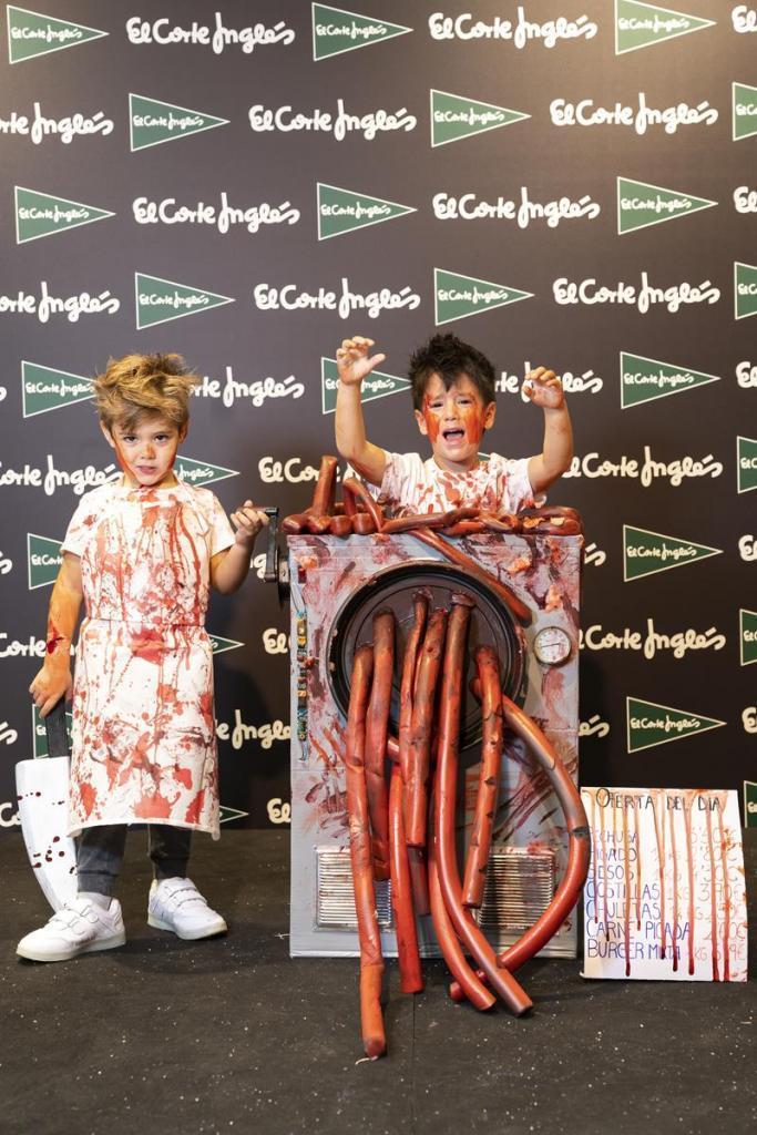 HALLOWEEN, Un concurso terrorífico y divertido en El Corte Inglés.