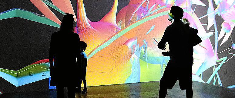 Implantación de un medialab en el que los creadores digitales podrán tener acceso a redes internacionales de artistas