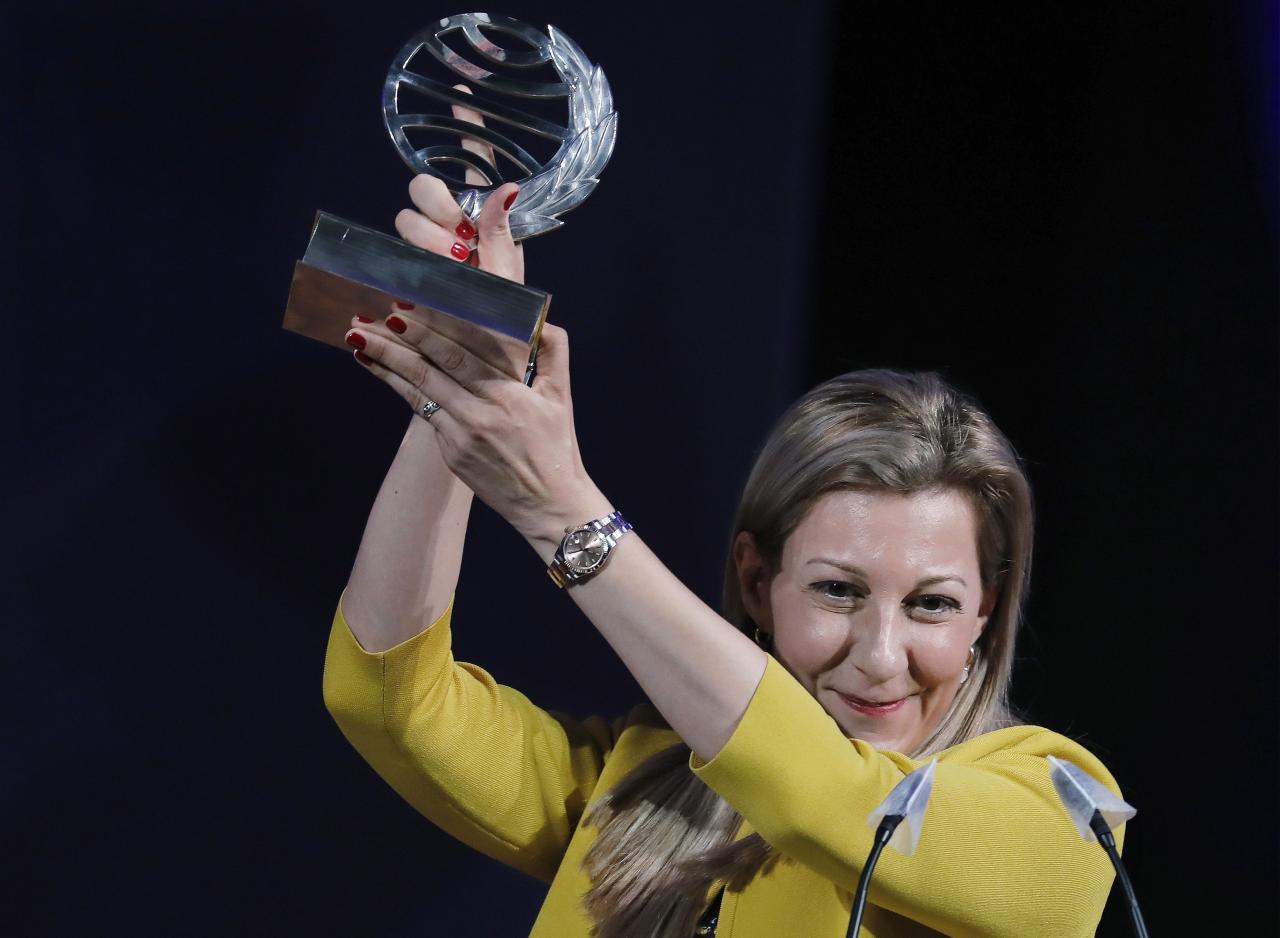 Eva García Sáenz de Urturi gana el 69º Premio Planeta con novela
