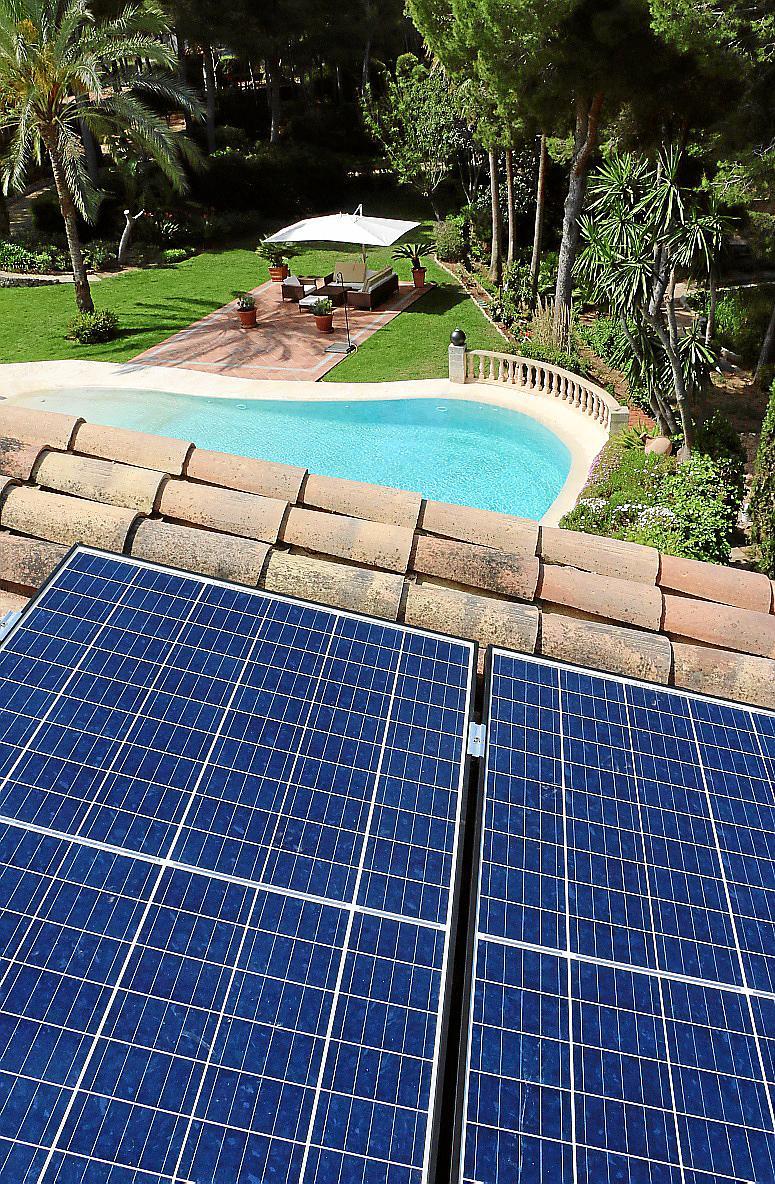 Xavier Bibiloni imax instalaciones placas solares energia solar casa finca en sol de mallorca