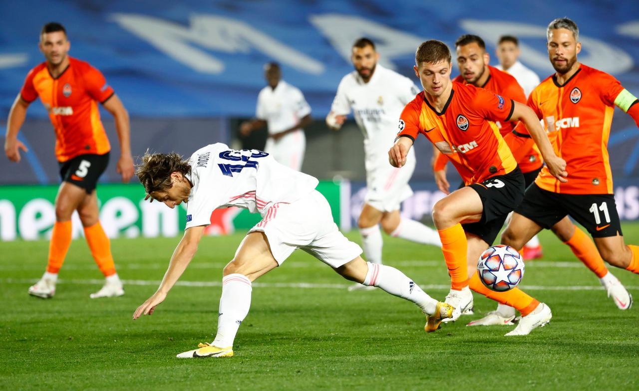 Champions League - Group B - Real Madrid v Shakhtar Donetsk