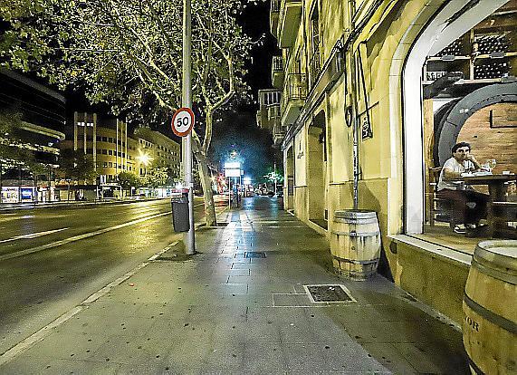 Estado de alarma en Palma
