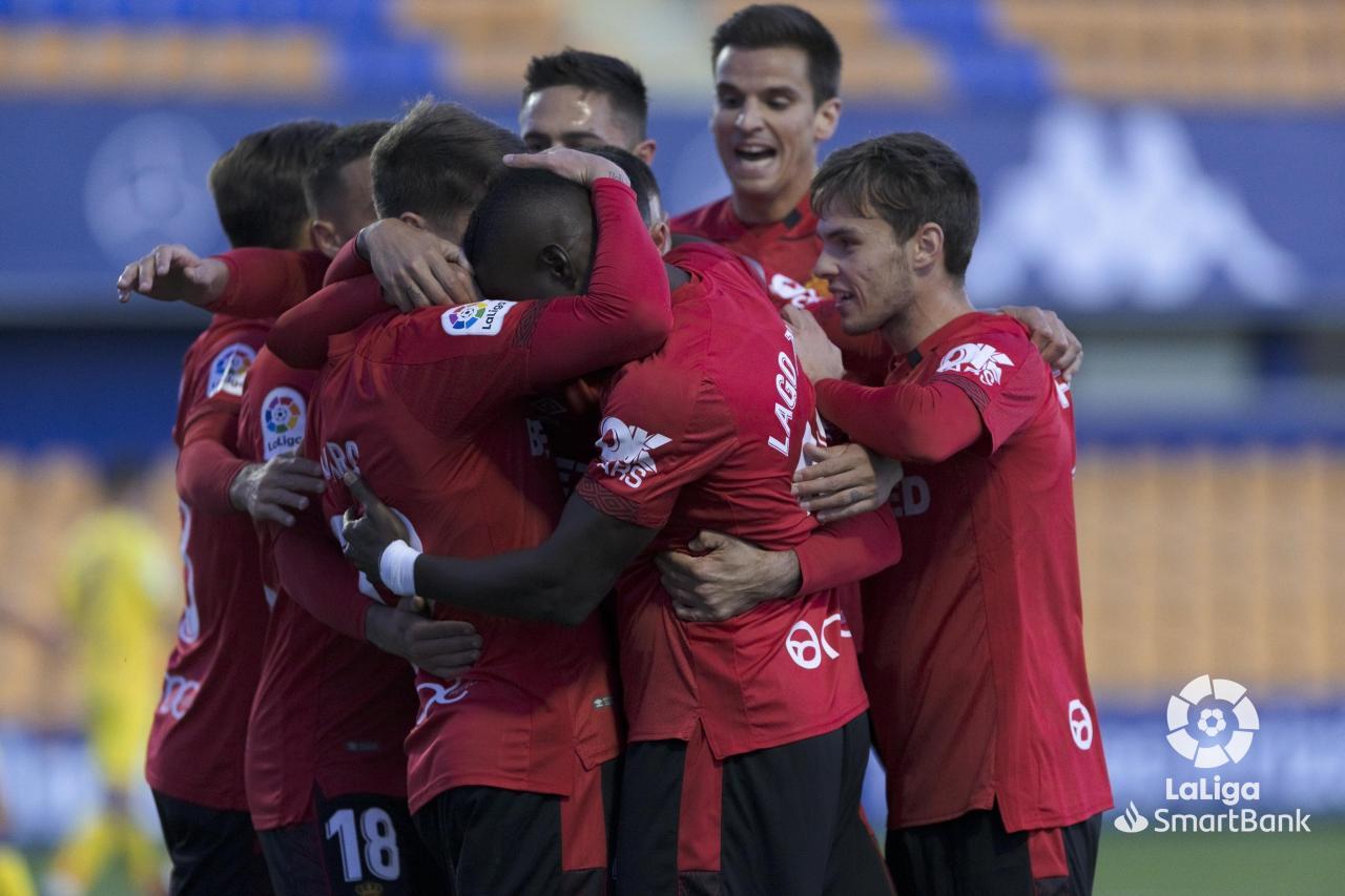 El Mallorca toma impulso en Alcorcón y ya es tercero