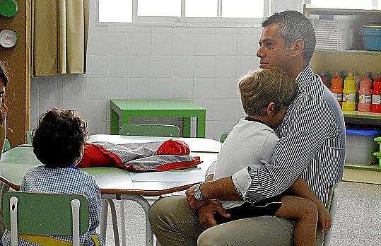 Empieza un curso con aulas llenas, falta de dinero y polémica por la lengua