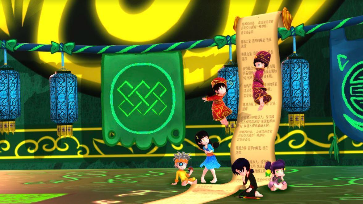 'Jade's Ascension', un videojuego de acción y arcade cooperativo local ya está disponible para PS4