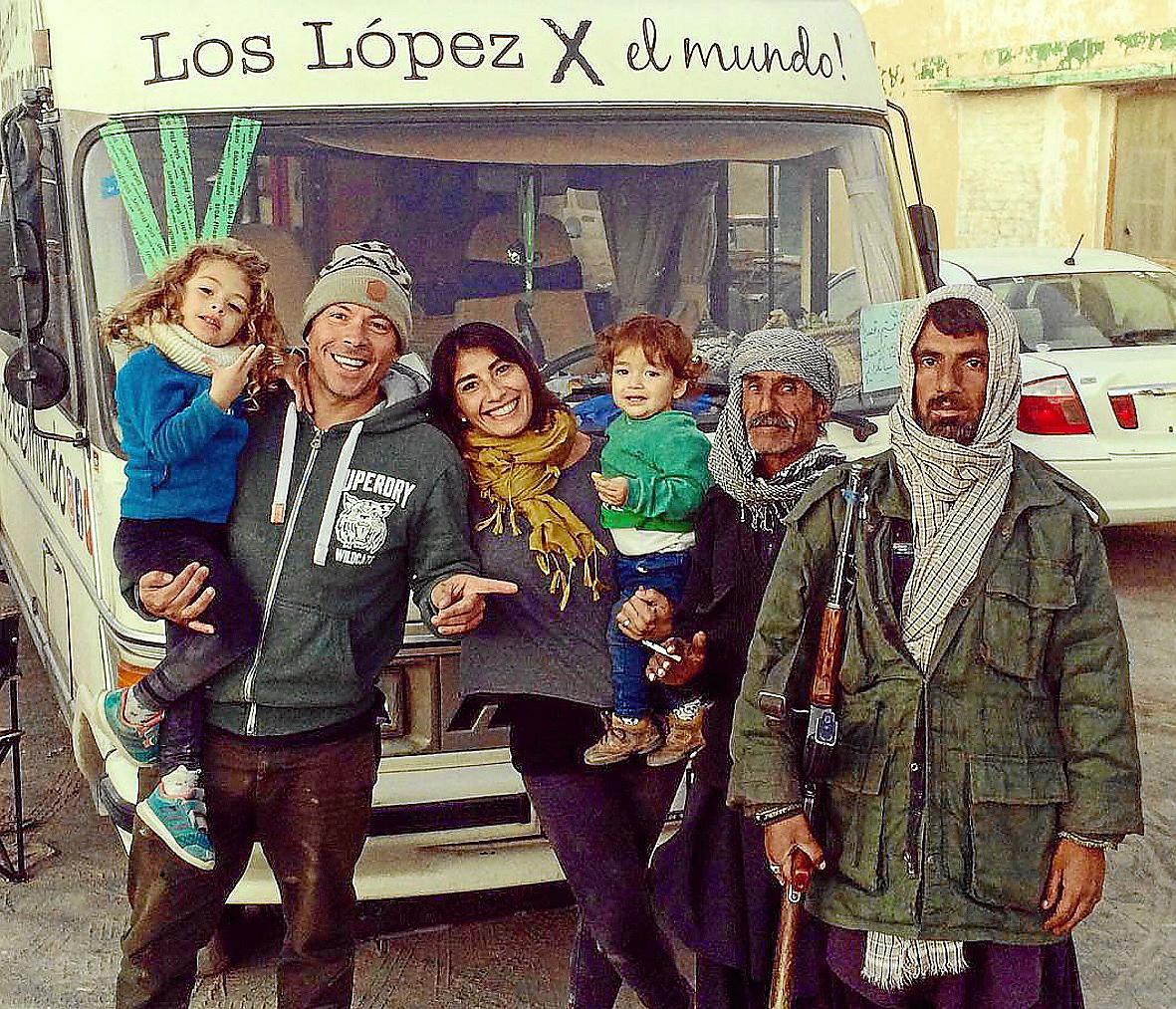 Los López por el Mundo