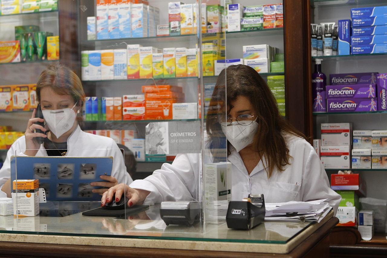 La farmacias de Baleares venderán test de autodiagnóstico de COVID