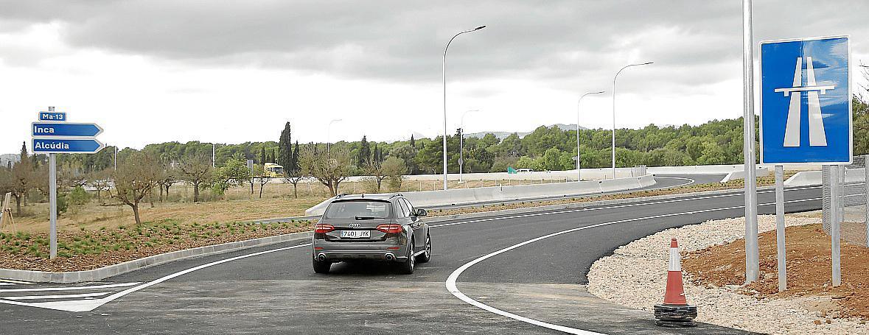 La velocidad en la vía de cintura se reduce de 120 a 80 kilómetros/hora