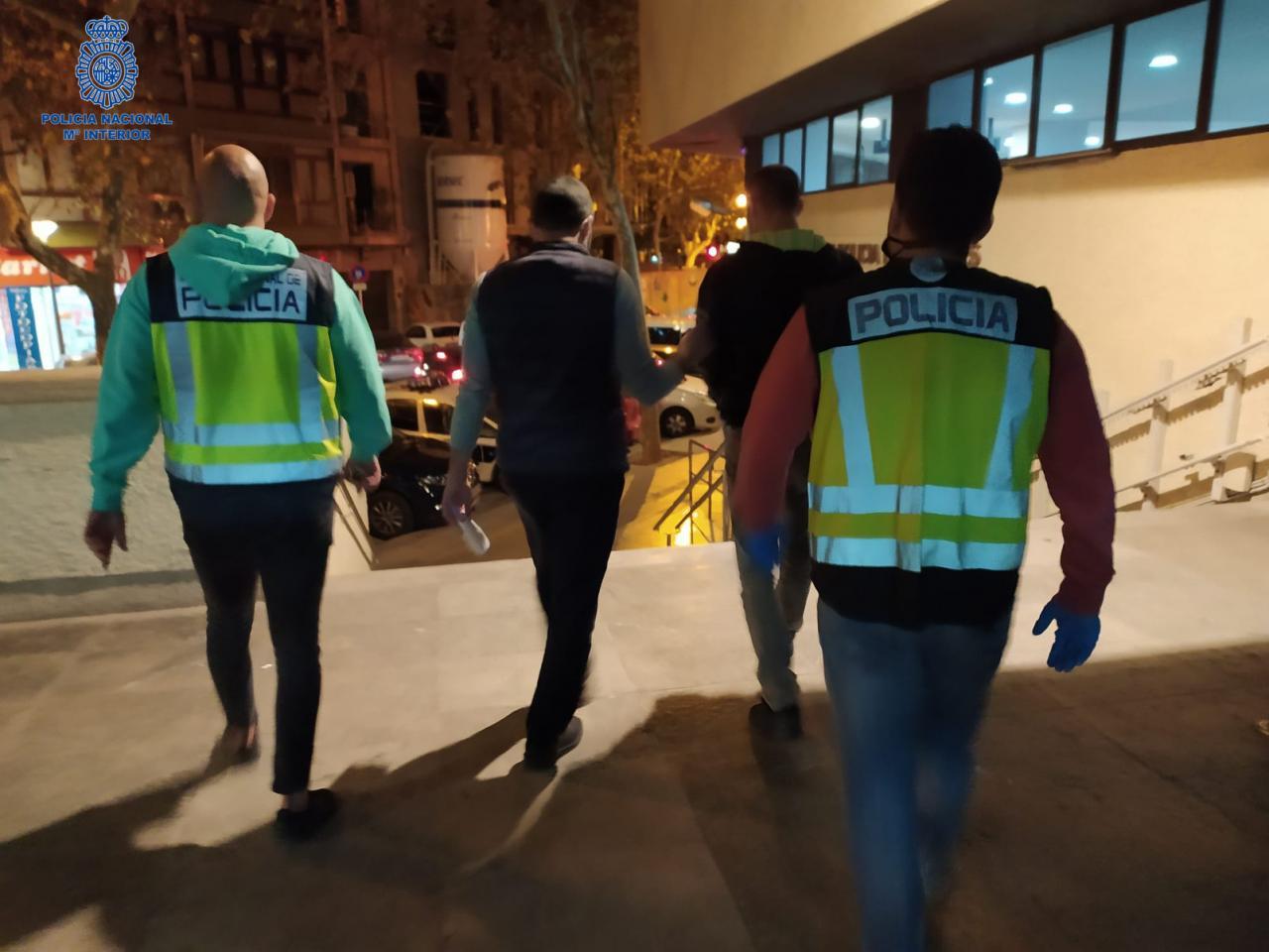 Detenido un falso revisor del gas en Palma