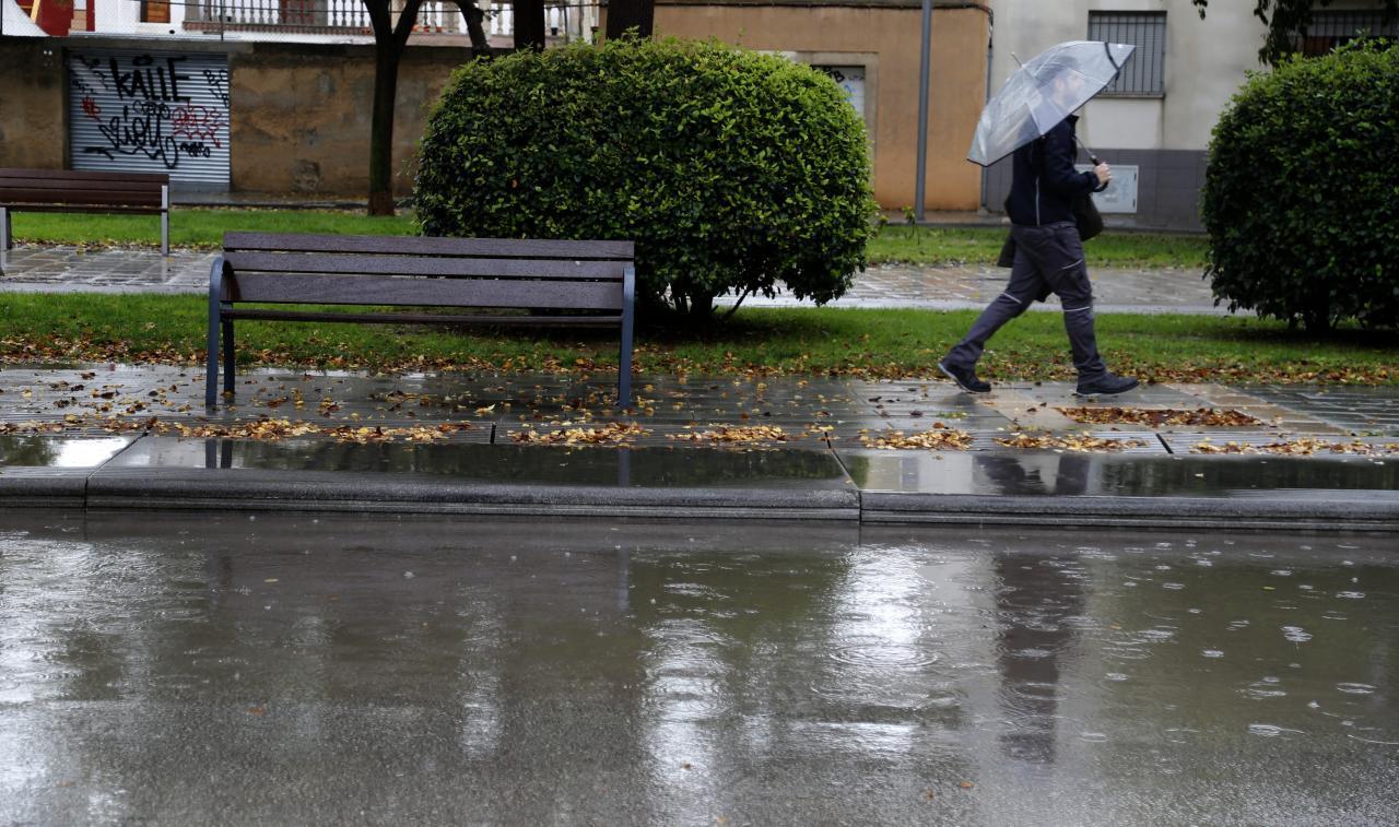 Mallorca estará en alerta por lluvias este viernes