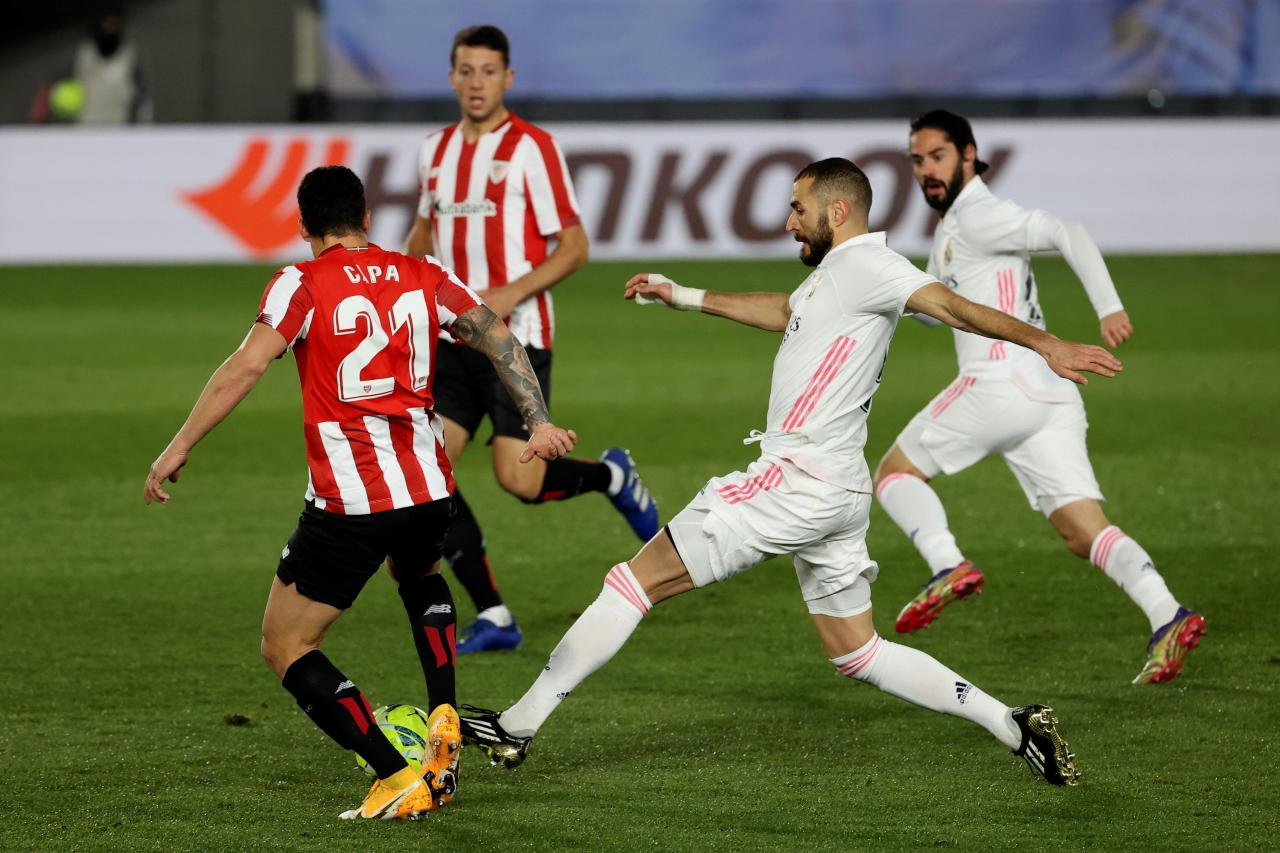 REAL MADRID / ATHLETIC DE BILBAO