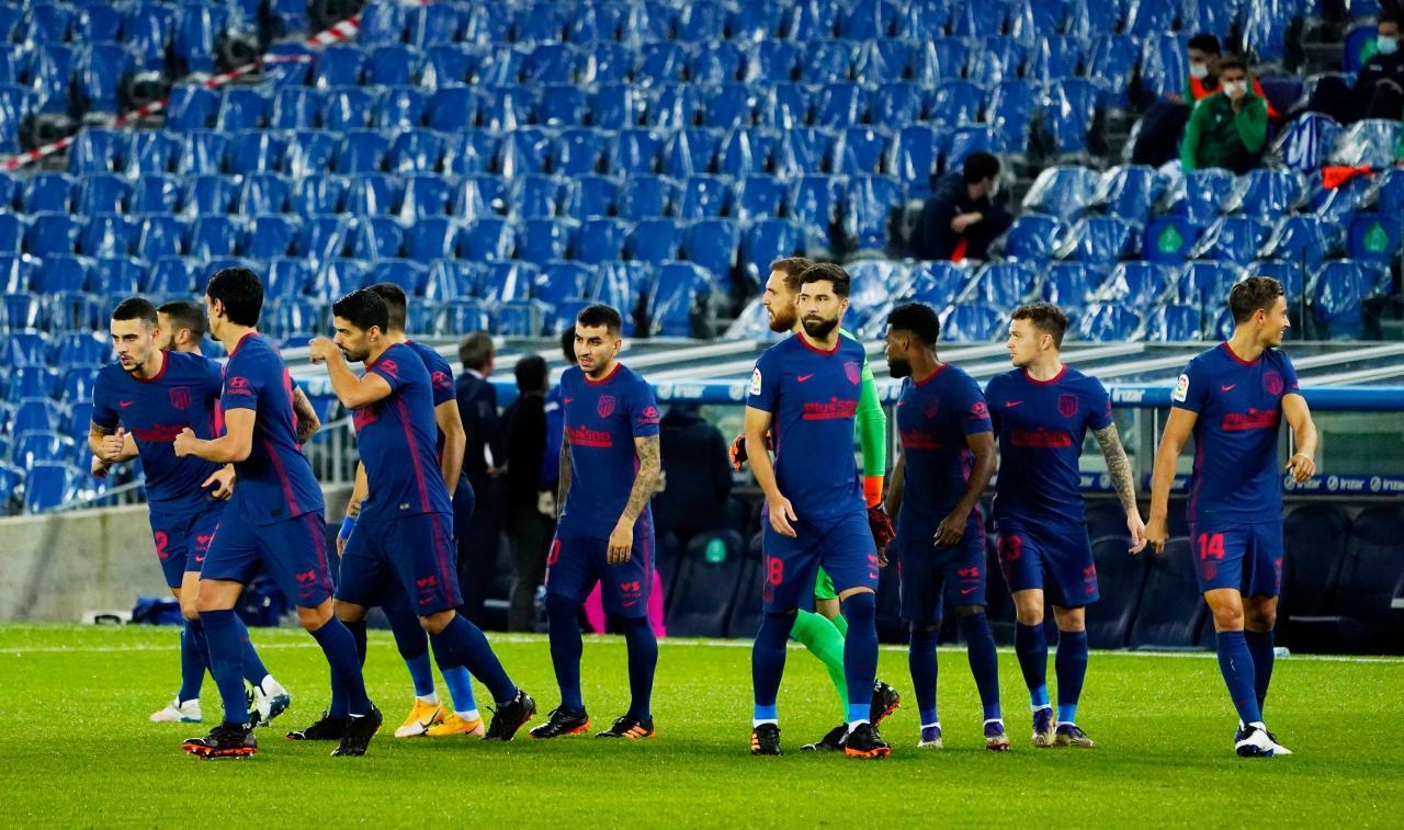 La Liga Santander - Real Sociedad v Atletico Madrid
