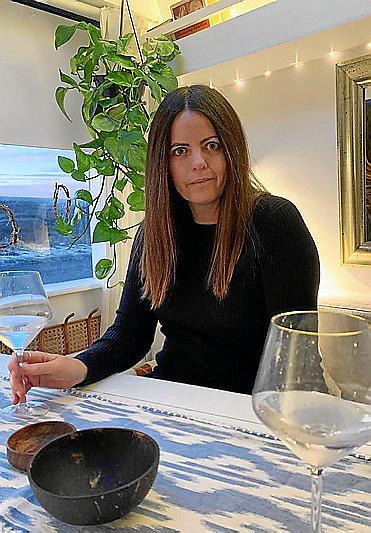 Marta Zaforteza, desde North Yorkshire, en Reino Unido
