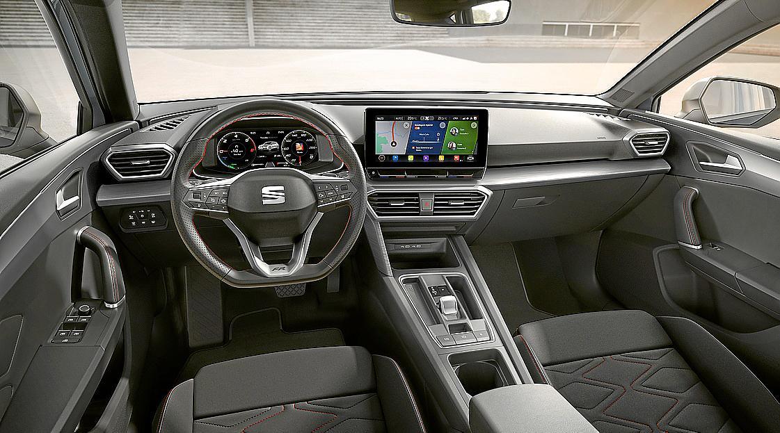 SEAT León e-Hybrid