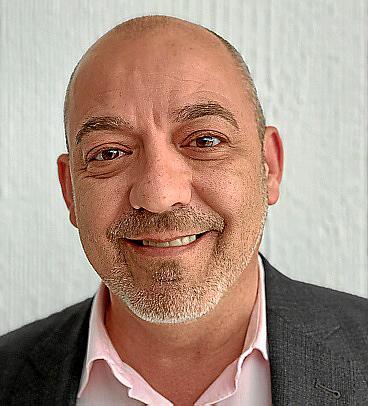 PALMA. POLITICOS. SERGIO RODRIGUEZ , PARLAMENTARIO DE VOX