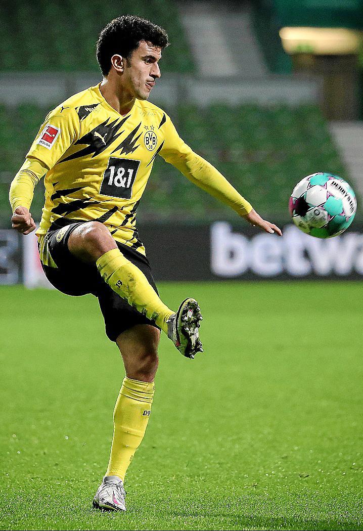 SV Werder Bremen vs Borussia Dortmund