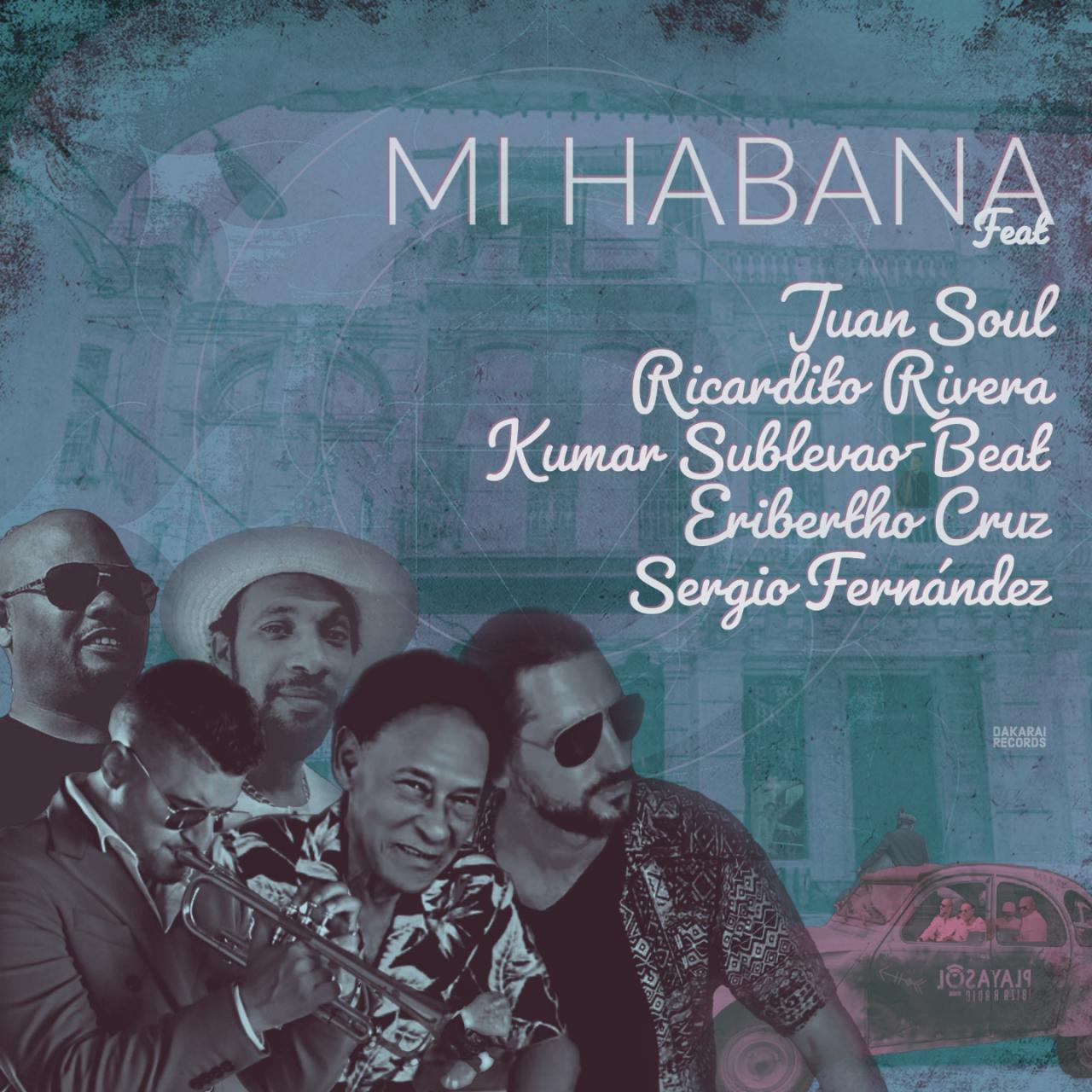 Música para viajar a la vieja Habana