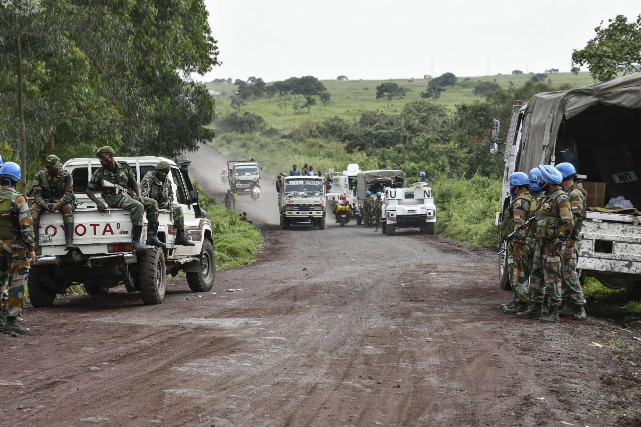 Italian ambassador killed in attack on UN convoy