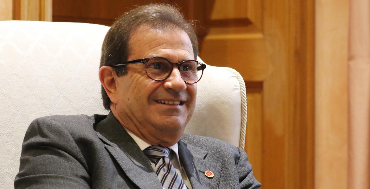 PALMA - Llorenç Huguet, Rector de la UIB.