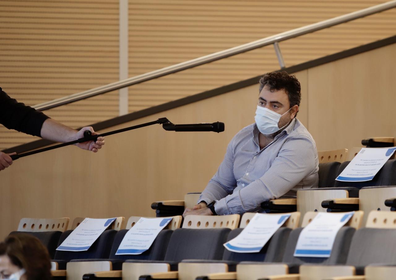 El coordinador del laboratorio de Microbiología de Son Espases, el doctor Antonio Oliver