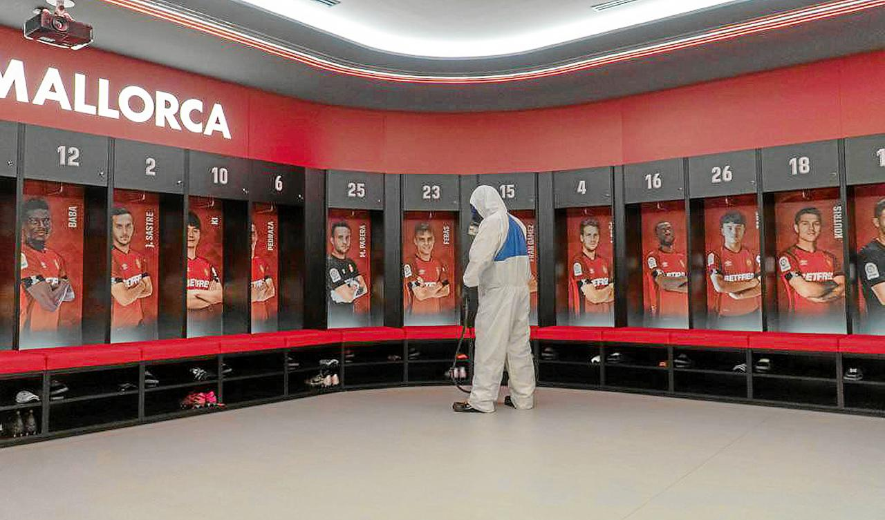 PALMA. FUTBOL. La Liga regresa a Son Moix. El Mallorca se enfrenta esta noche al Barcelona