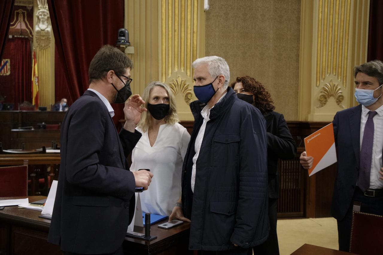 Palma ple al parlament foto Miquel A Cañellas Canellas