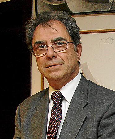 PALMA - PERE BATLE , DIRECTOR GENERAL DE SA NOSTRA CAIXA DE BALEARES.