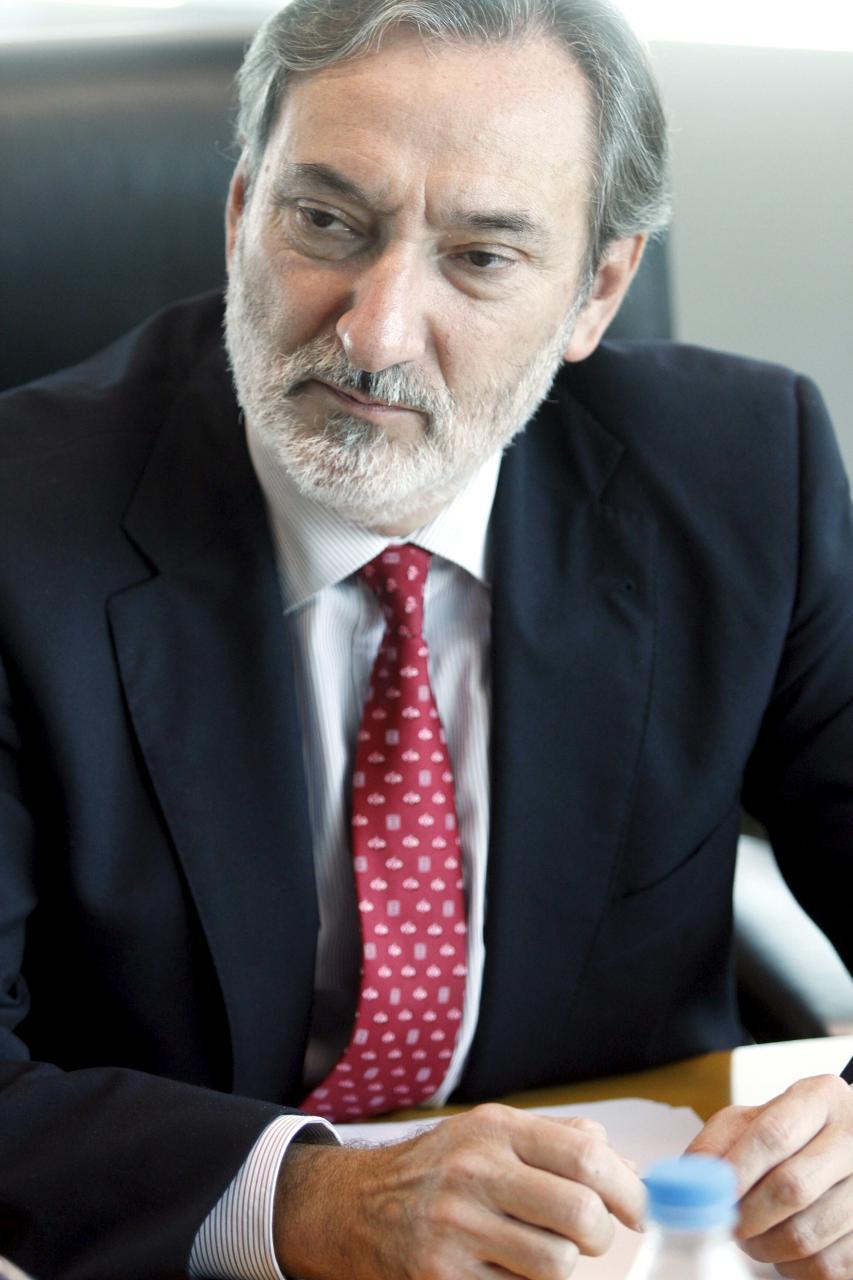 Pau Dols, exdirector de sa Nostra