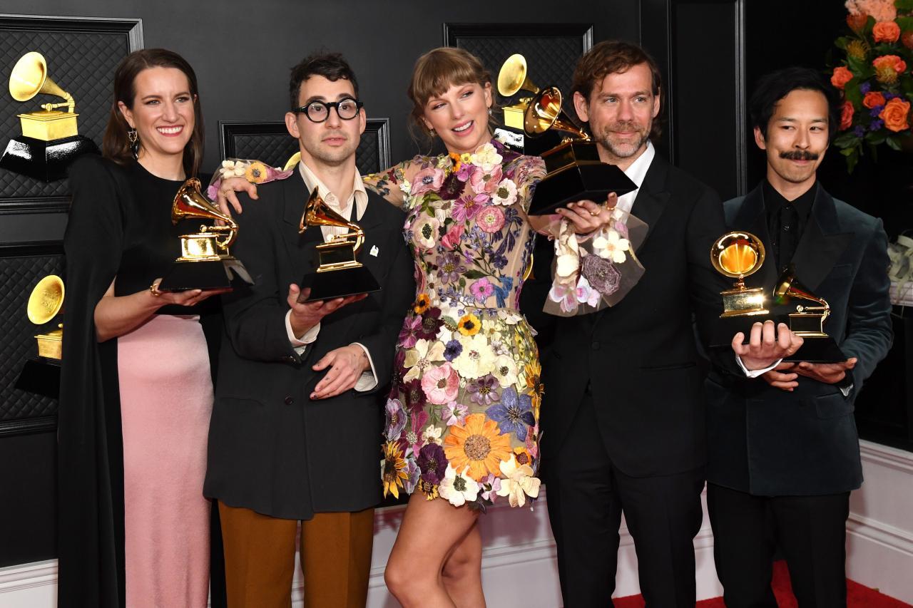 Press Room - 63rd Annual Grammy Awards