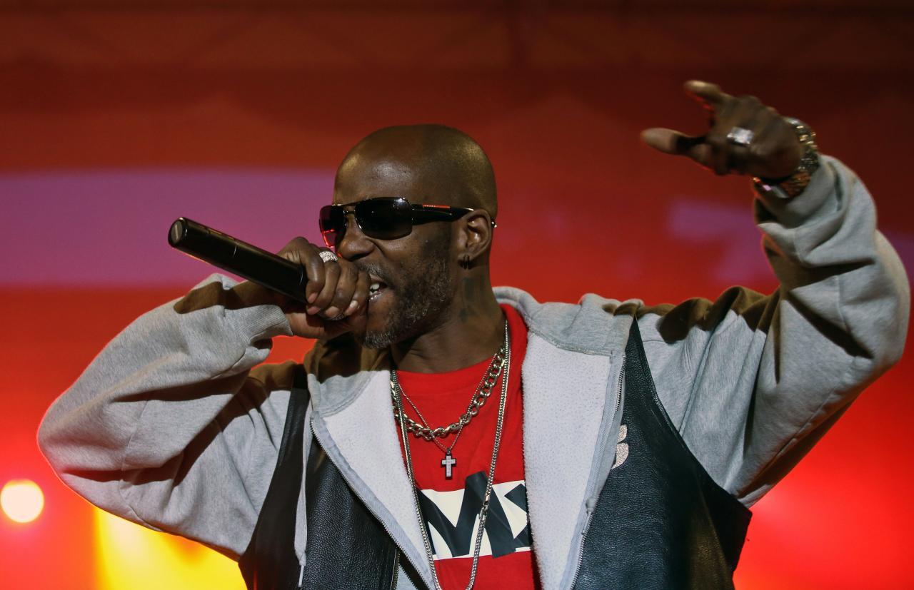 Rapper DMX died