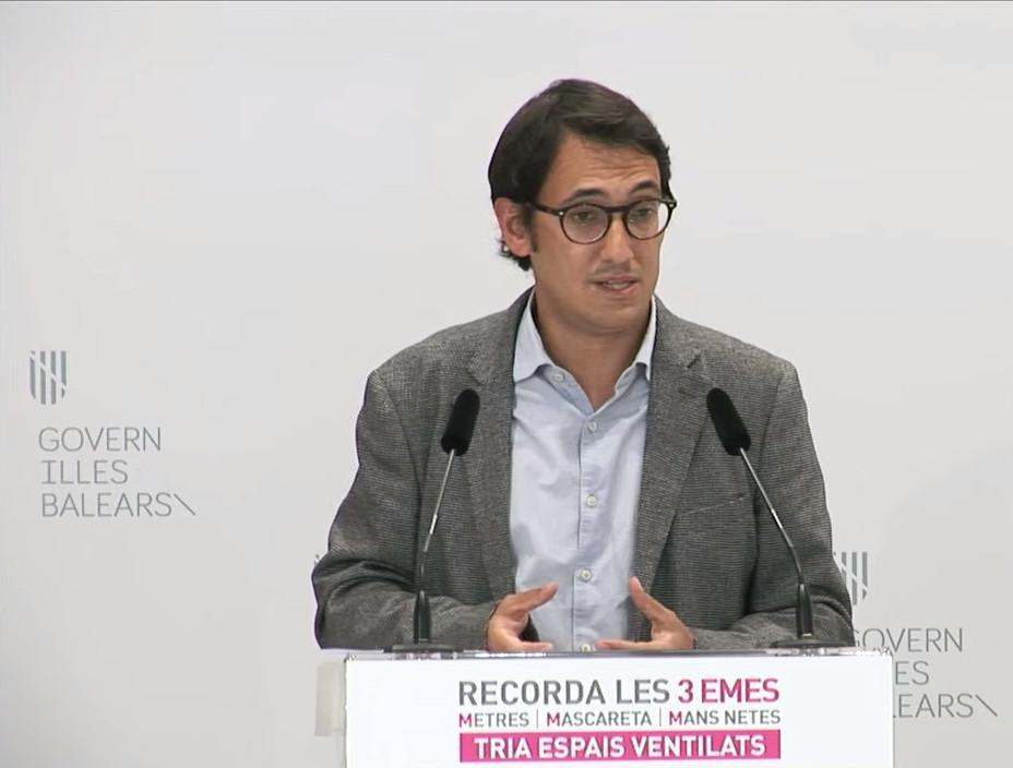 El Govern suavizará las restricciones en Baleares a partir de la semana que viene