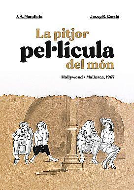 PALMA. COMICS. La peculiar historia del rodaje de `El magoø, en cÛmic.