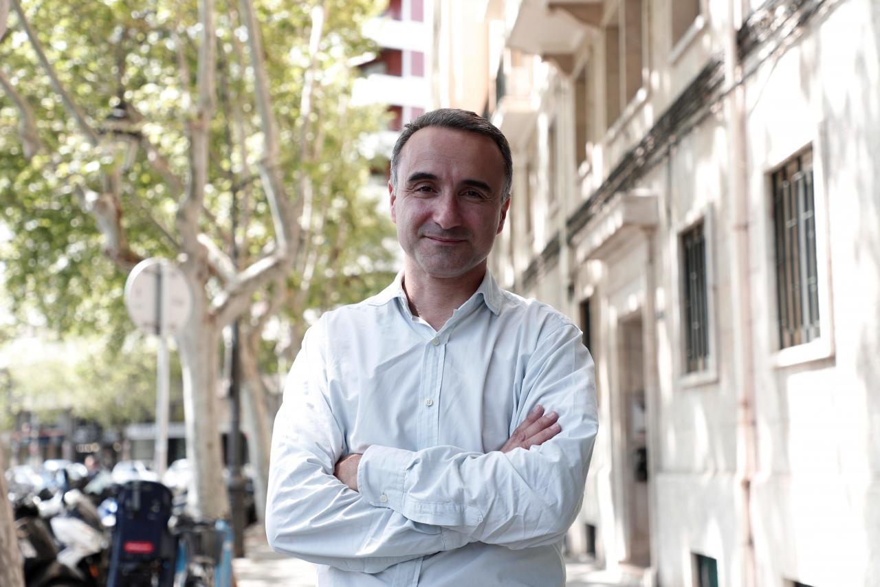 Pere Joan Pons, diputado del PSIB en el Congreso