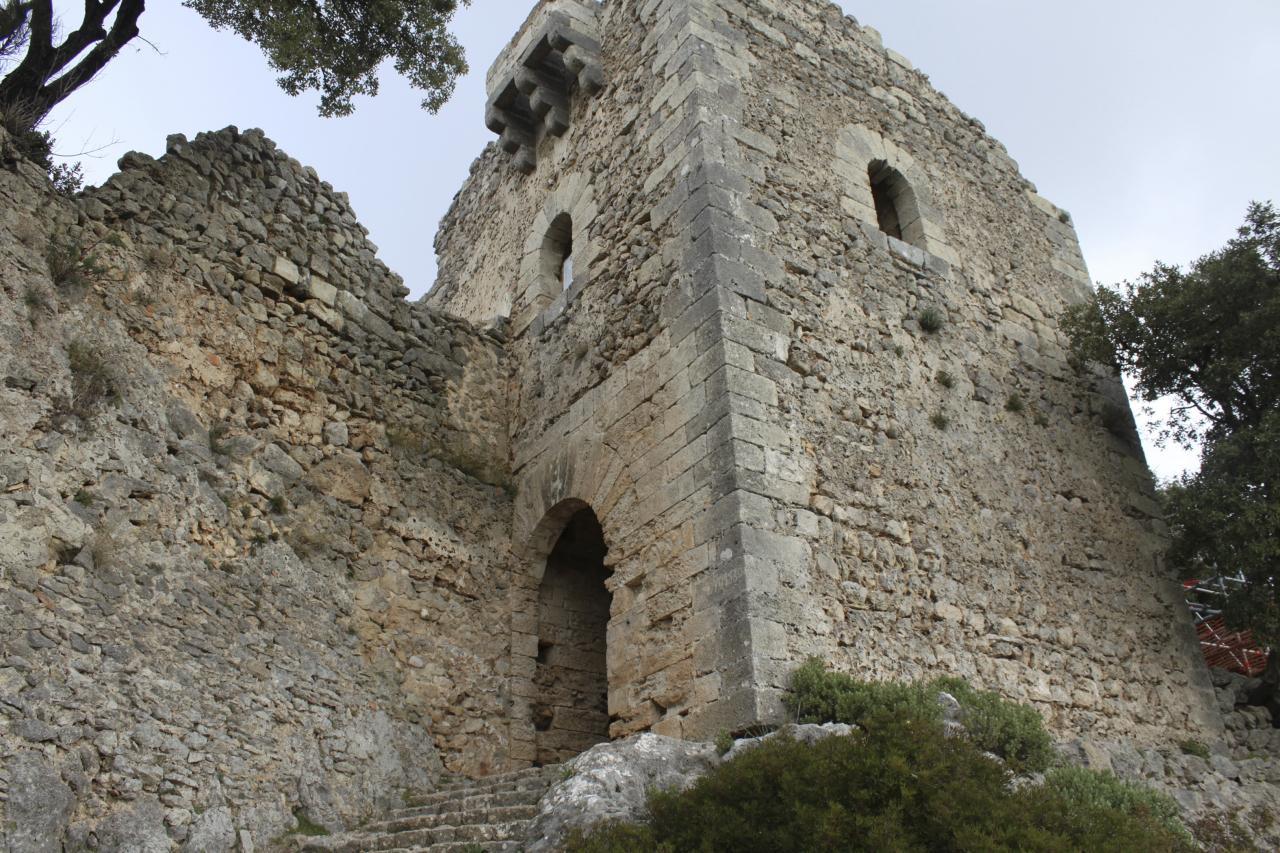 ALARO. PATRIMONIO. - Visita al Castell d'Alaró - Castillo de Alaró.
