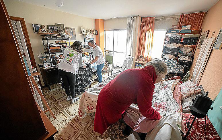 La Despensa del Abuel@, una iniciativa de la Fundación Escribano