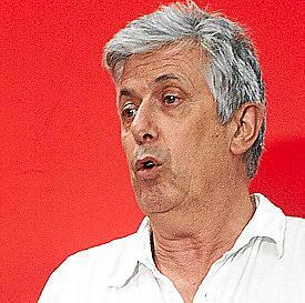 EIVISSA. POLITICA. Enric Casanova, Miembro de la ejecutiva FSE-PSOE