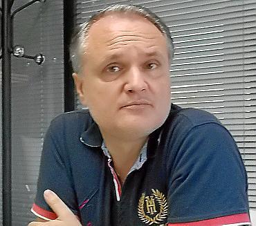 IBIZA - POLITICOS - MAXO BENALAL, DE UPYD.