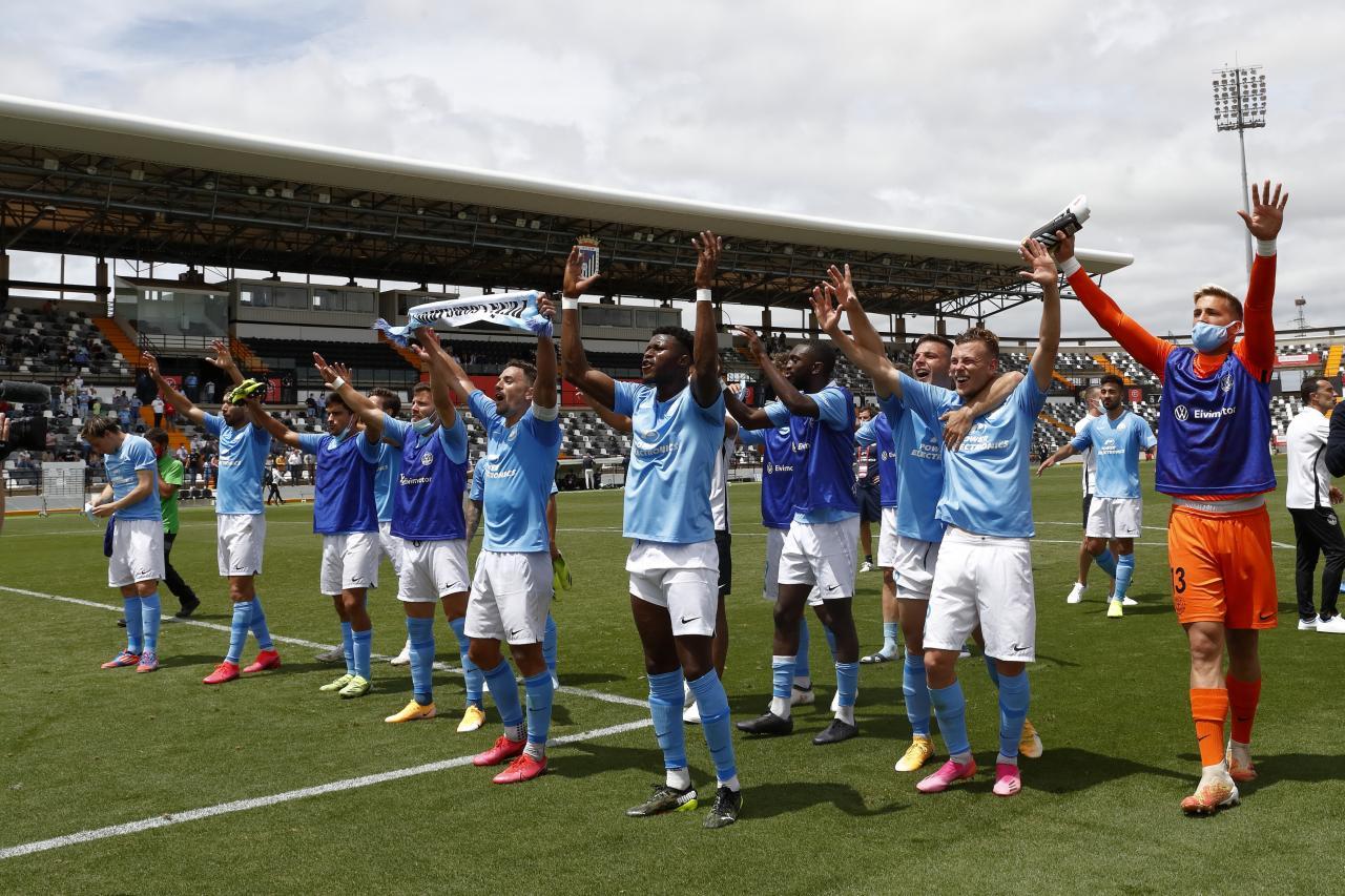 La UD Ibiza pasa a la final por el ascenso a Segunda División