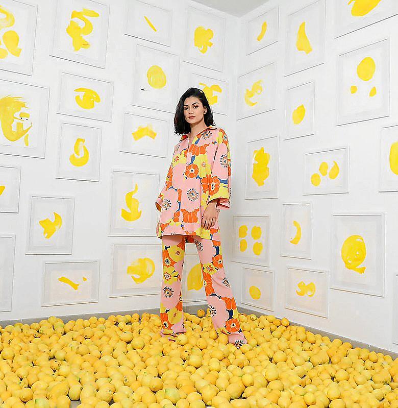 Los limones de Alina
