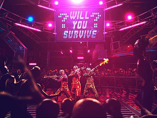 Zero Latency estrena 'Undead Arena', el primer reality show de realidad virtual que lleva la lucha contra zombies a otro nivel