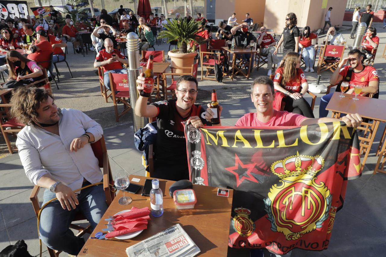 El Real Mallorca sube a Primera