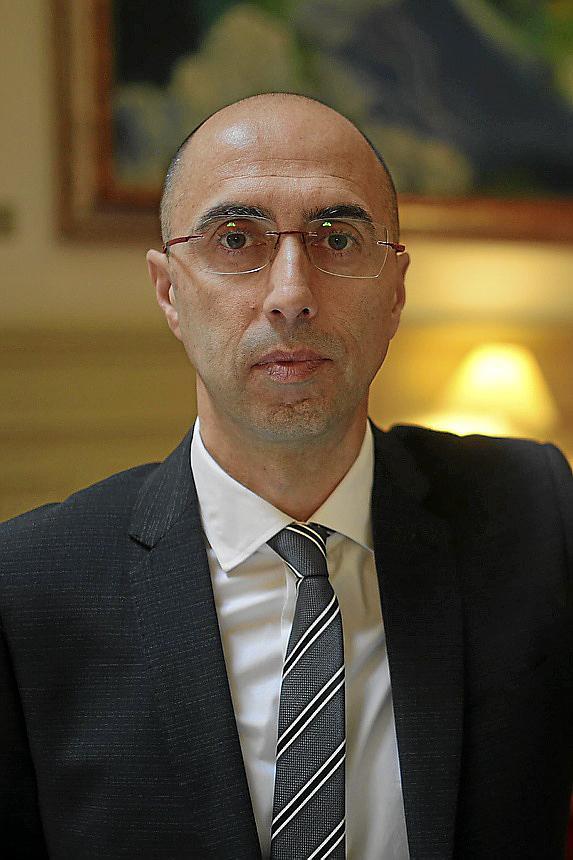 PALMA - JAIME FAR , DIRECTOR DE LA OFICINA ANTICORRUPCION.