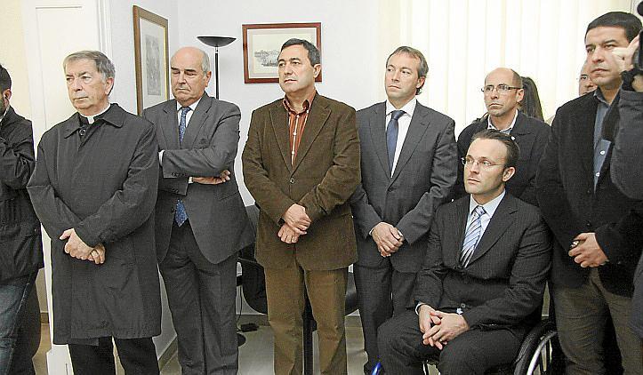 Toma de posesión del nuevo director insular de la Administración del Estado en Menorca