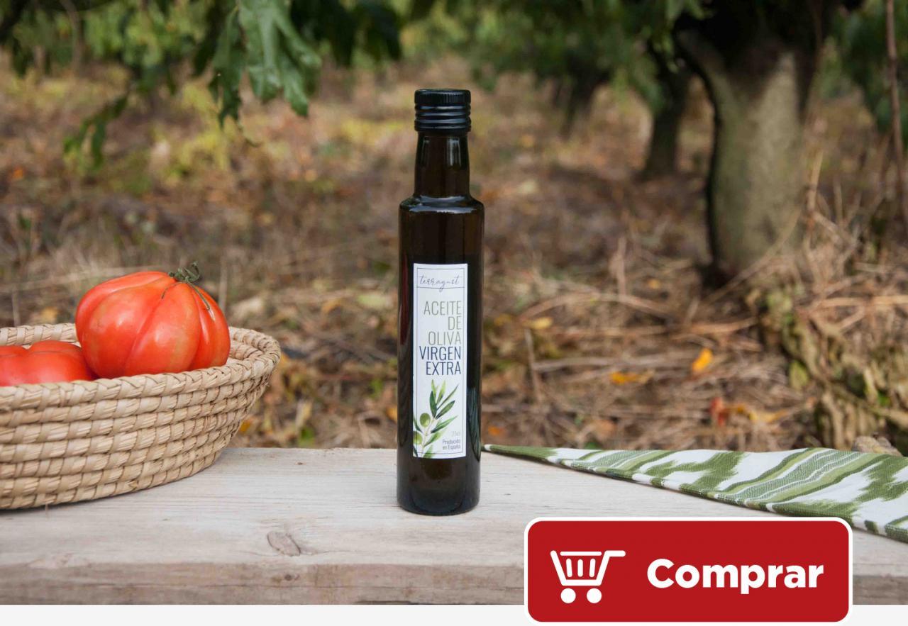Terragust - Aceite de Oliva