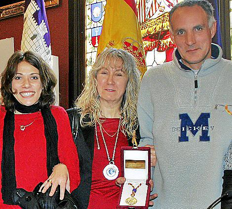 Medallas de Oro de Palma