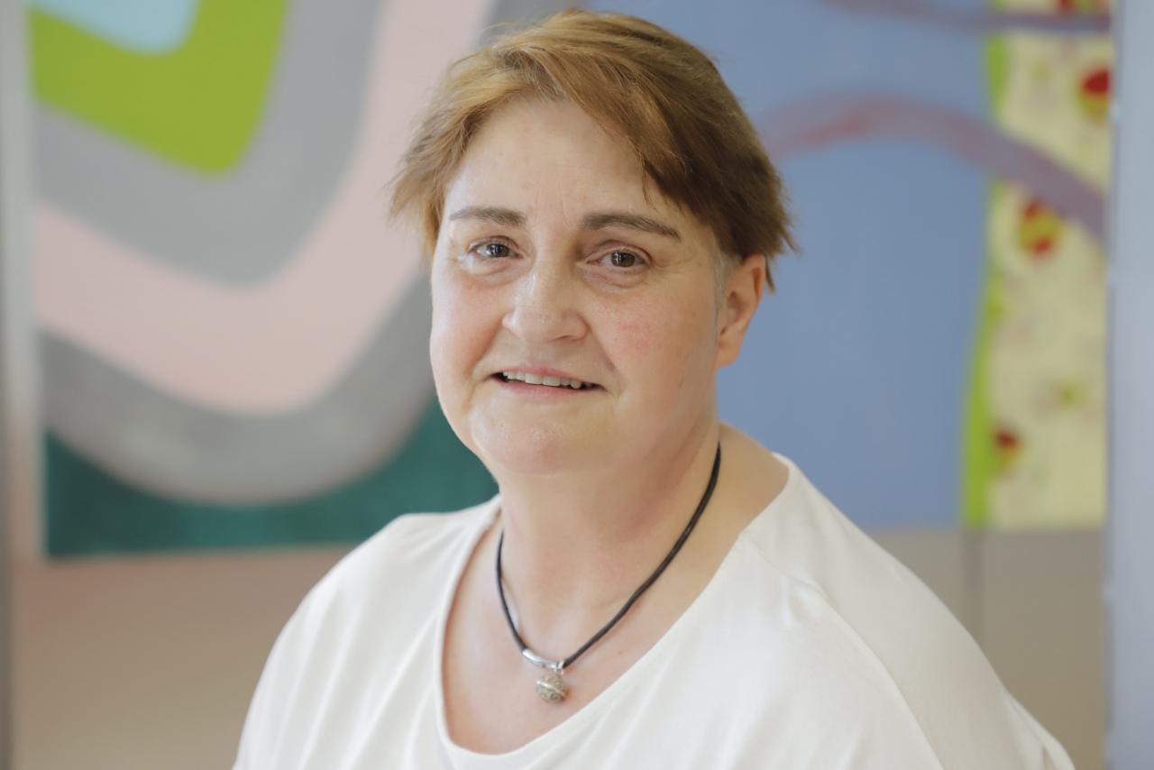 Joana Maria Rado ,paciente con covid persistente
